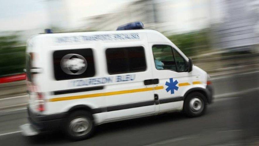 Le plan blanc des services de secours a été déclenché, selon la préfecture.