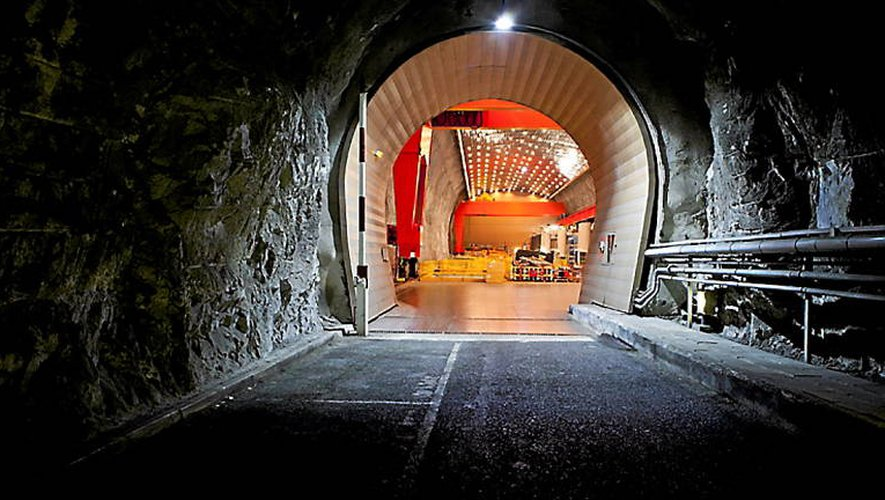 Le long tunnel qui conduit à la centrale souterraine de Montézic produit l'équivalent d'un réacteur nucléaire. En 2017, l'un des quatre groupes de production a été examiné. Le prochain examen, sur un autre groupe de production, aura lieu en 2019.