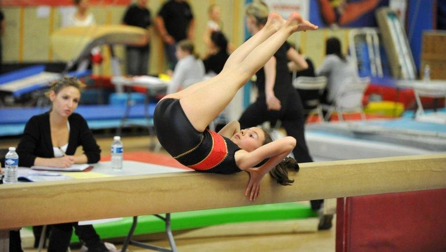 Rendez-vous samedi et dimanche à l'Amphi de Rodez pour voir évoluer les jeunes gymnastes.