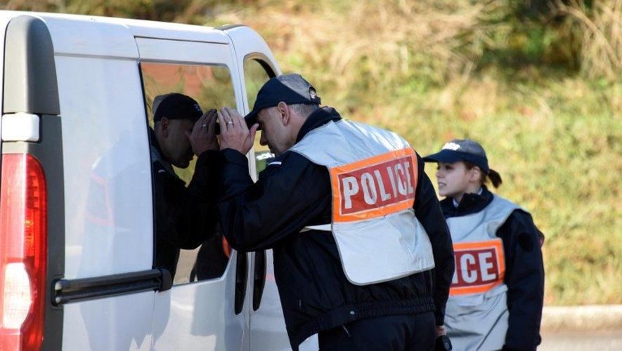 Rodez : du cannabis et une arme trouvés dans un véhicule
