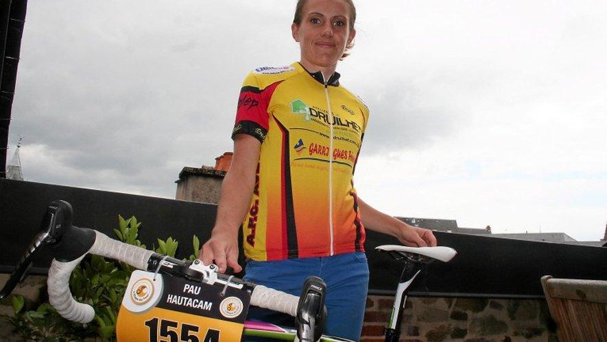 Cyclisme : la championne du monde, Pauline Sabin-Teyssèdre, heurtée par un véhicule dans Rodez