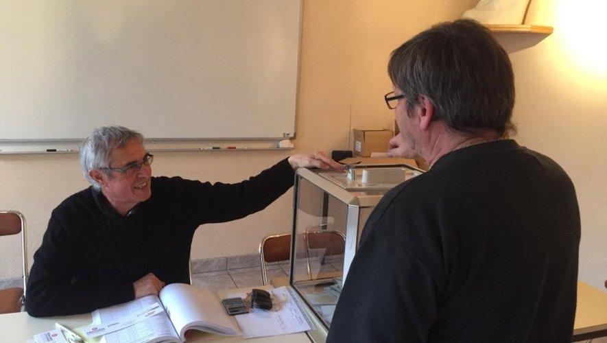 Premier tour à Laissac. Les organisateurs de la primaire comptent sur une meilleure participation dimanche prochain.