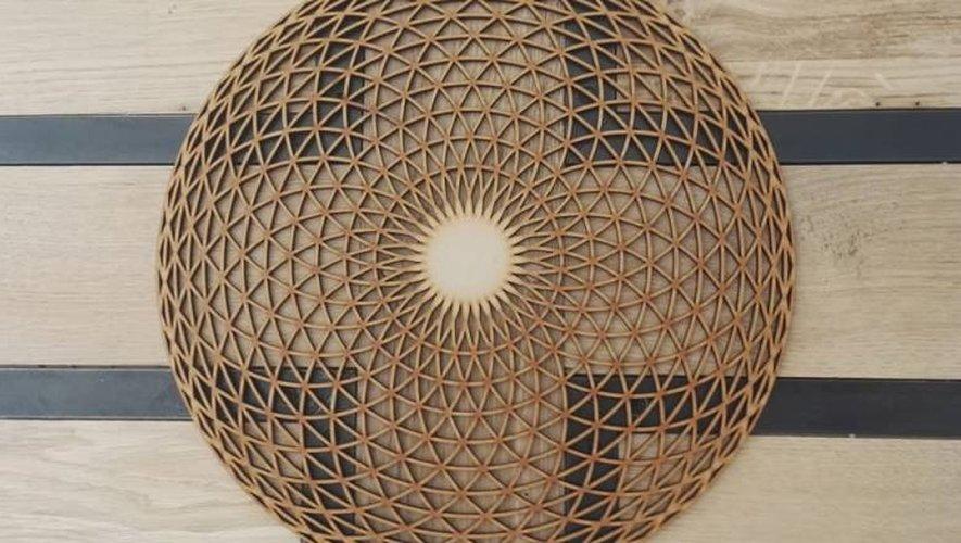 Créez vos cadeaux de Noël en 3D avec le FabLab Rutech