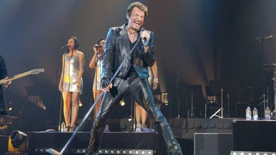 Un concert hommage à Johnny Hallyday programmé à Rodez le 18 janvier