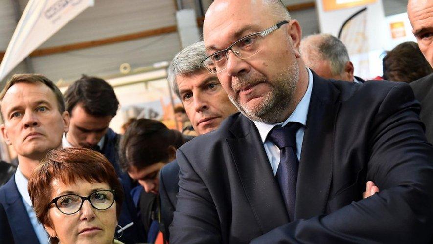 Stéphane Travert est à la tête du ministère de l'Agriculture et de l'Alimentation depuis le 21 juin.