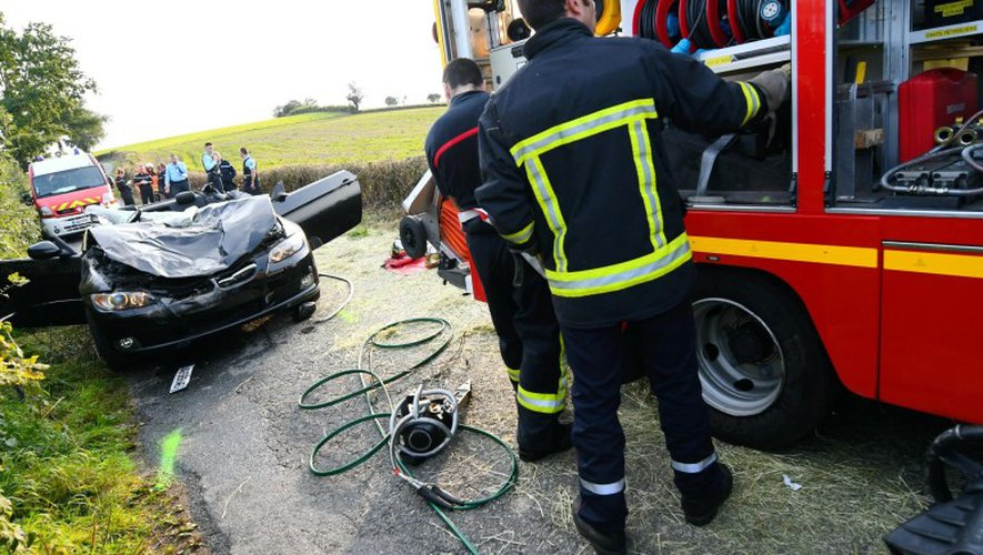 Moyrazès : un mort dans une collision entre une voiture et un tracteur