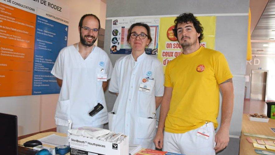 Tabac : mesurez votre « taux d'intoxication » à l'hôpital de Rodez