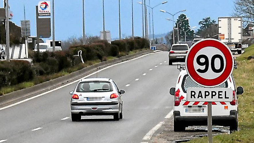 La décision de changer la limitation de vitesse doit être annoncée aujourd'hui.