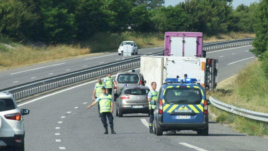 RN88: circulation perturbée entre Rodez et Baraqueville suite à un accident