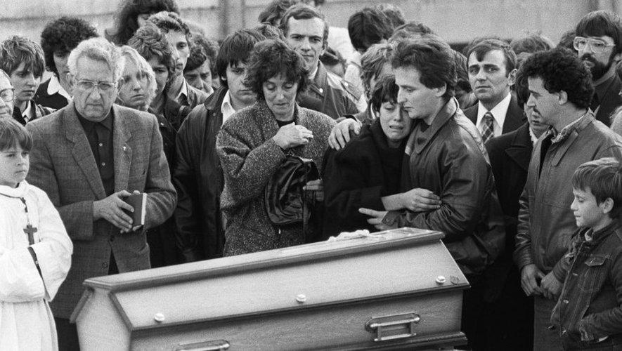 Les obsèques du petit Grégory avait ému toute la France au début des années 1980...