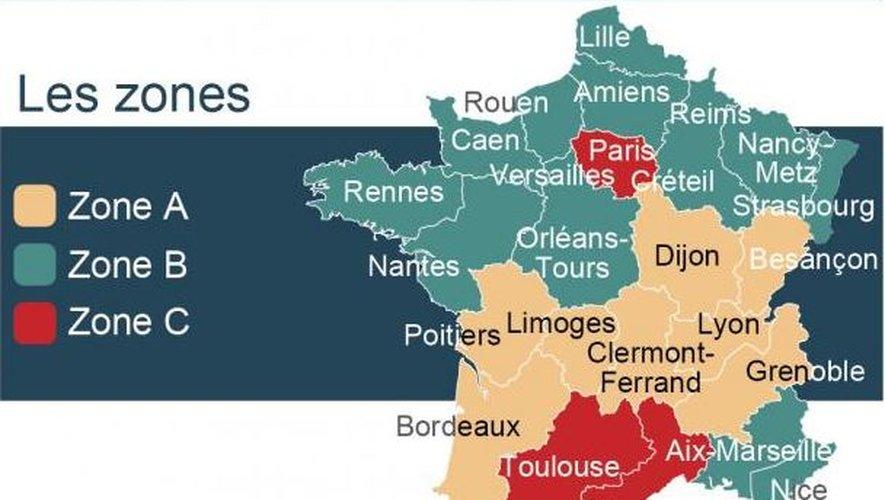 On connaît les dates des vacances scolaires 2017-2018 en Occitanie !