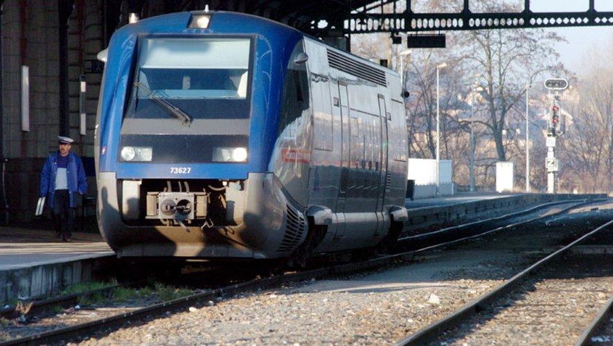 Le mouvement interprofessionnel de la SNCF est national de lundi soir à mercredi matin.