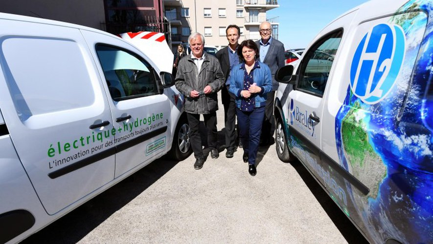Les deux nouveaux véhicules de Rodez-Agglomération sillonneront bientôt les routes du territoire.