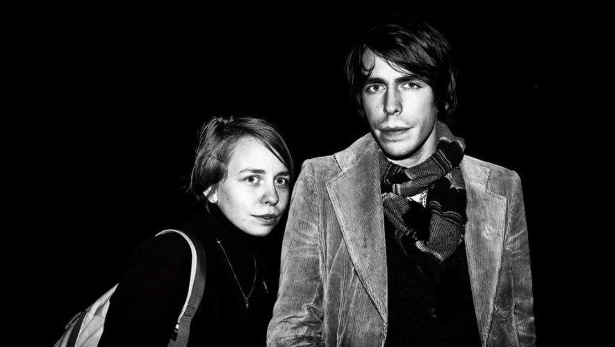 Le duo familial de «Ropoporose» propose une musique pop de bric et de broc, entre pop et rock.