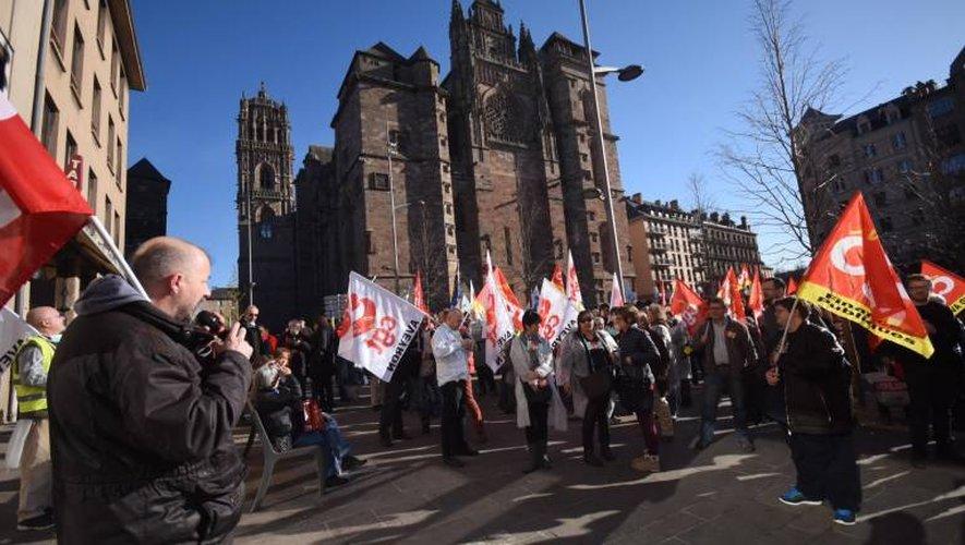 Grève des fonctionnaires : ce qui vous attend en Aveyron ce jeudi