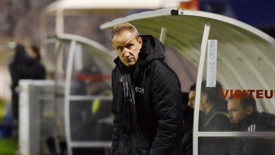 Laurent Peyrelade et le Rodez Aveyron football ont acquis leur 11e succès en 18 journées samedi soir à Nice II (2-1).