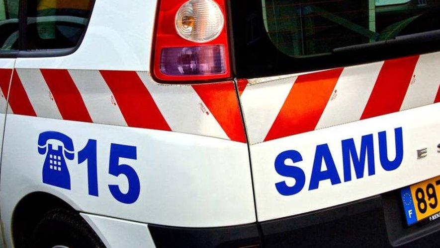 Une maman accouche en urgence entre Decazeville et Rodez !