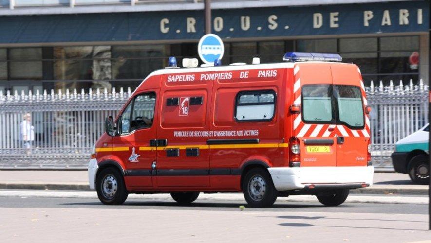 Quinze blessés, dont un enfant, dans un incendie lors d'un carnaval en Seine-Saint-Denis