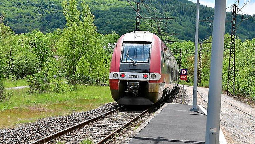 La liaison Rodez - Millau va s'arrêter temporairement à partir de la semaine prochaine.