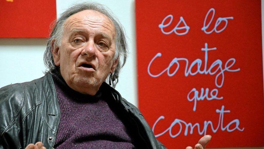 L'inénarrable René Duran a sympathisé avec Ben depuis les années 80.