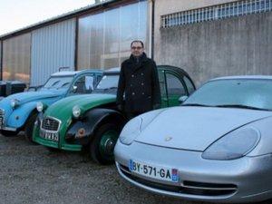 Rodez : 300 lots dont des véhicules prestige et de collection aux enchères ce jeudi