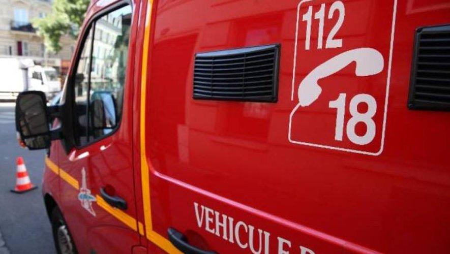 Aveyron: une conductrice sérieusement blessée lors d'une collision