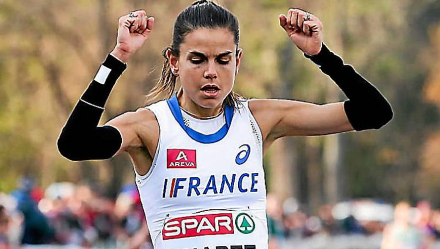 Course pédestre : l'Aveyronnaise Sophie Duarte championne de France