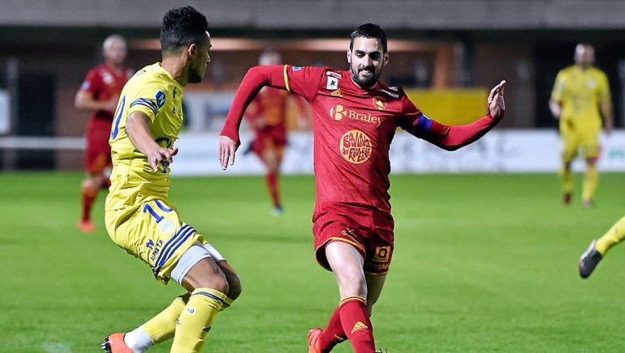 Football : Suivez en direct le match Boulogne-Raf