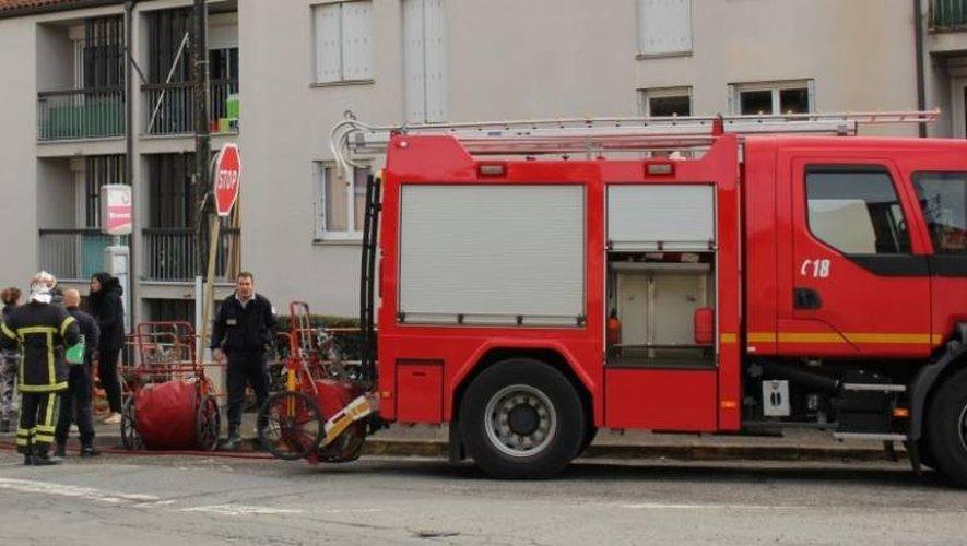 Trois incendies se sont déclarés dans la même résidence en moins d'une semaine.