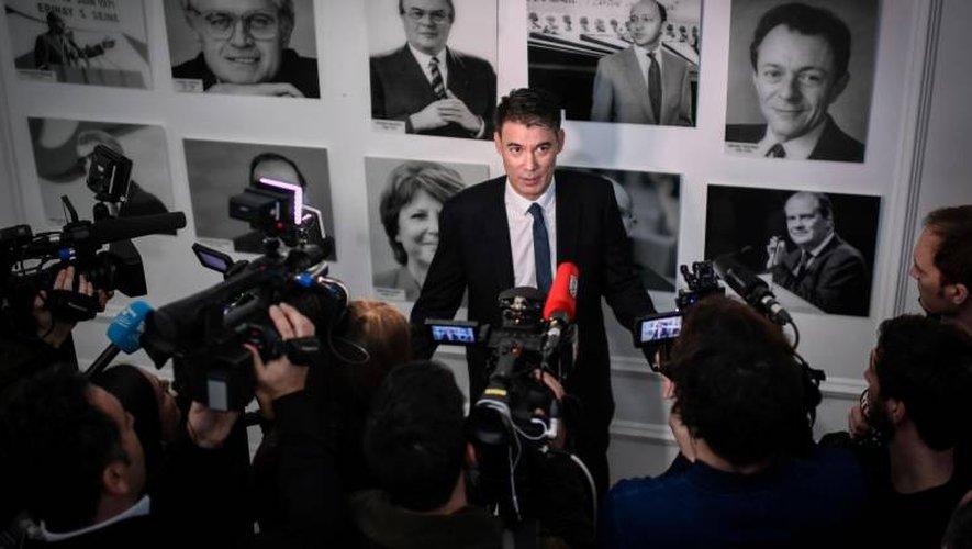 Olivier Faure a également été plébiscité par les militants aveyronnais.
