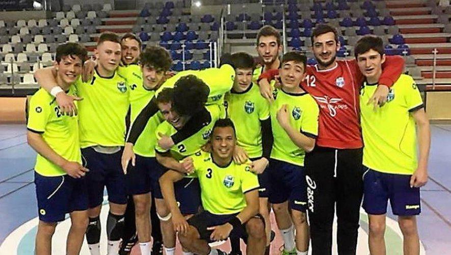Handball : l'avenir du Roc consolidé chez les moins de 18 ans