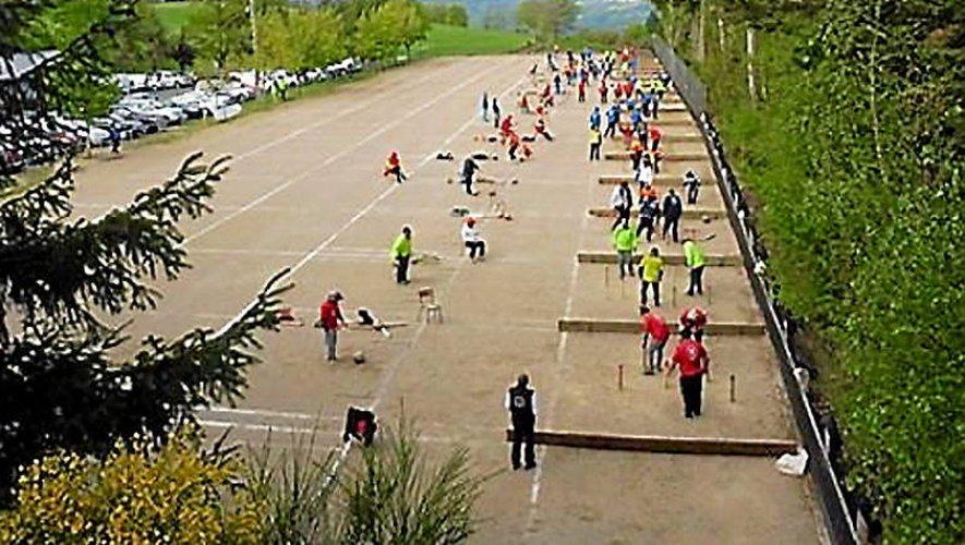 Le Sport quilles de Florentin-la-Capelle dispose d'installations de qualité avec vingt terrains et une halle couverte.