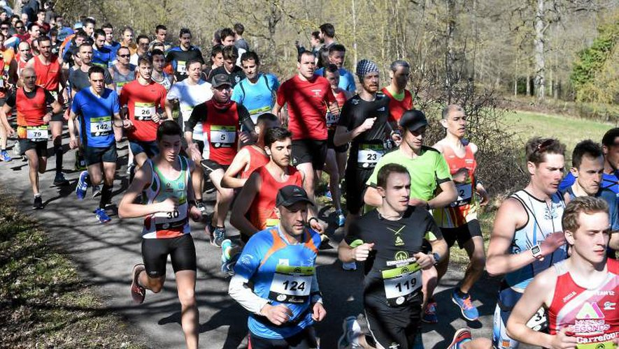 Berges de l'Aveyron: Gomez surnage