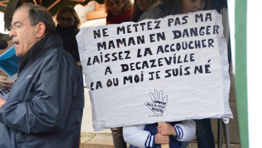 Maternité de Decazeville : CGT et personnels «outrés» par une situation grand-guignolesque