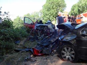 Accident de la circulation à Huparlac : deux blessées, dont une grave héliportée à l'hôpital de Rodez