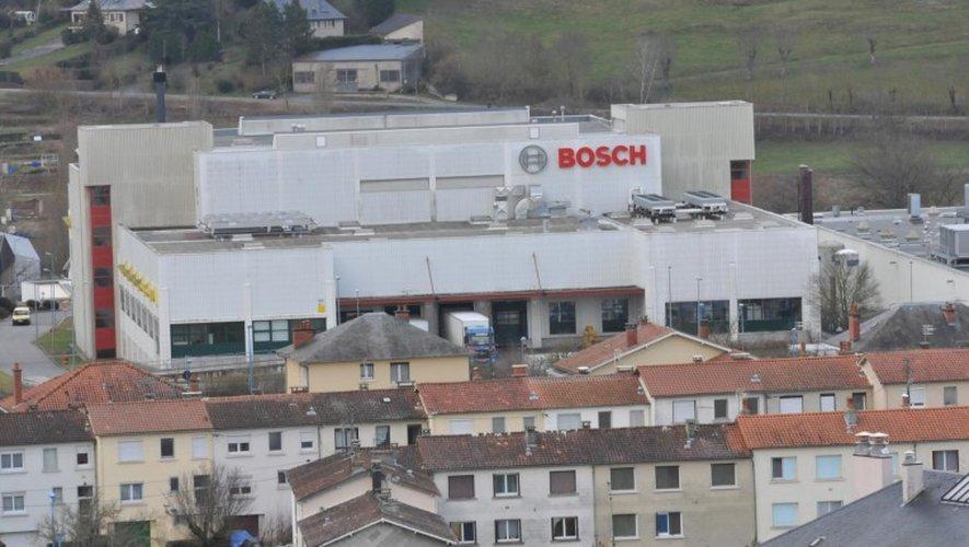 Les syndicats de la Bosch déploieront une banderole lors de la venue du Tour de France