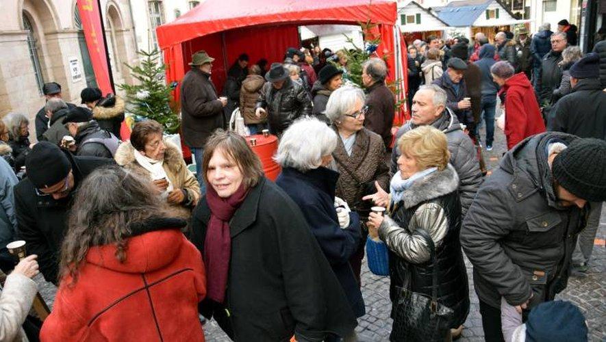 Les morceaux sélectionnés sont ceux diffusés dans les rues de Rodez jusqu'au 31 décembre.