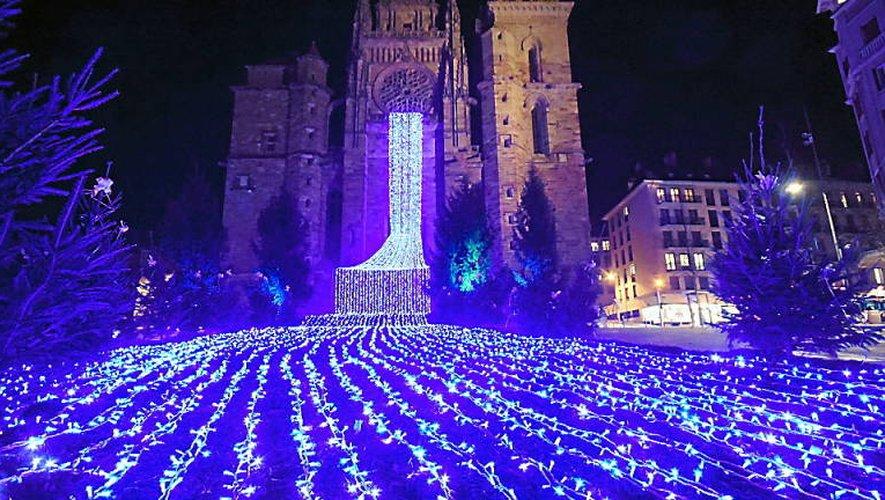 Rodez: quand les illuminations de Noël seront-elles allumées?