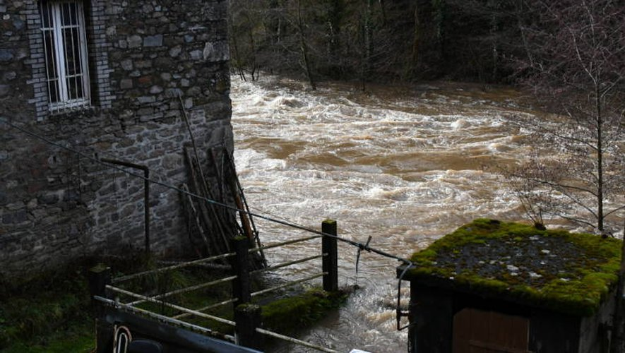 EN VIDEO. Les inondations à Rodez