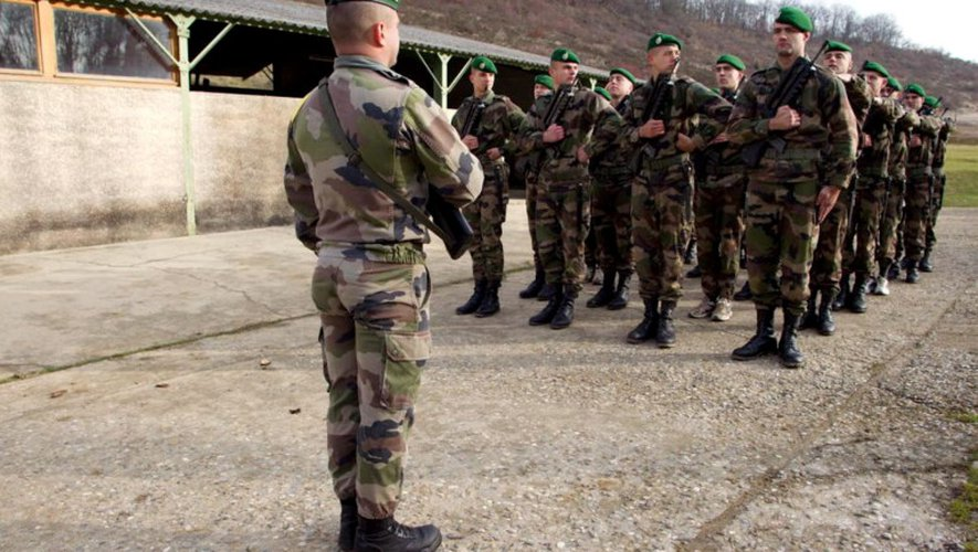 Un légionnaire décède lors des festivités de Camerone, dans le camp du Larzac