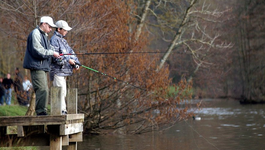 Une cinquantaine de concours sont accessibles aux pêcheurs du département.