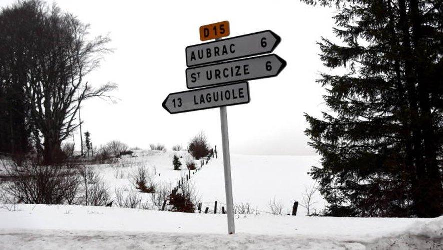 [En images] Rafales de vent, grêle et pluie mercredi en Aveyron
