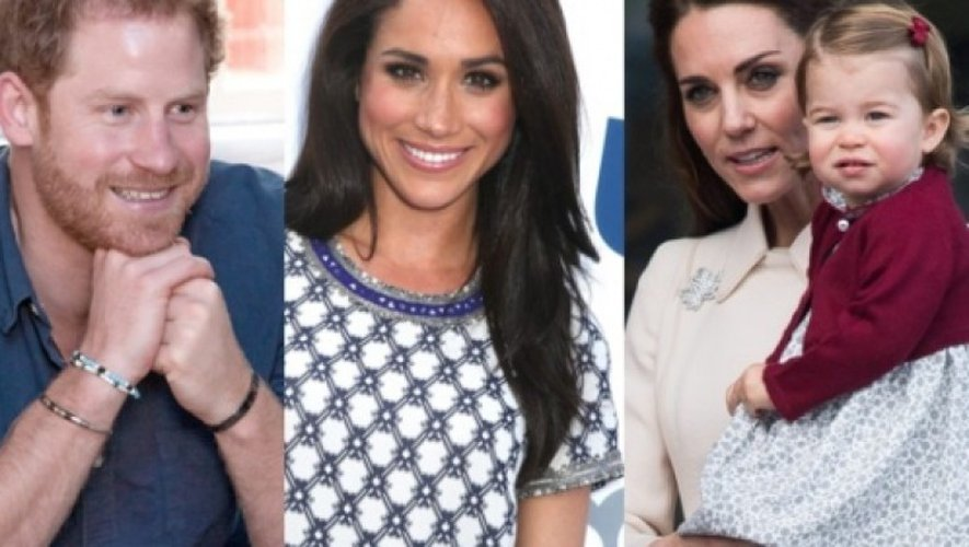 Kate Middleton rencontre Meghan Markle, la petite amie du Prince Harry