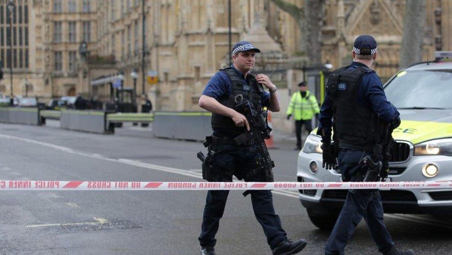 Londres : attentat aux abords du Parlement, quatre morts... Suivez la situation en direct