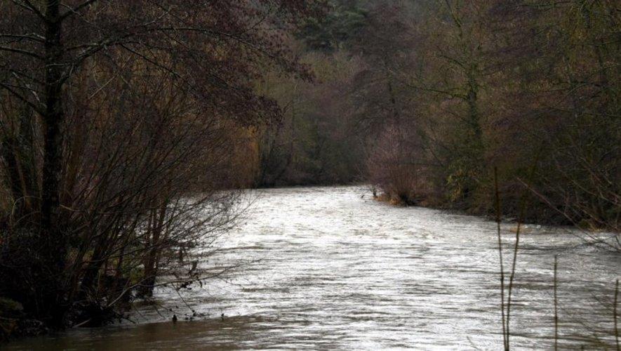 Certains cours d'eau peuvent connaître une montée rapide des eaux dans les prochaines 24heures.