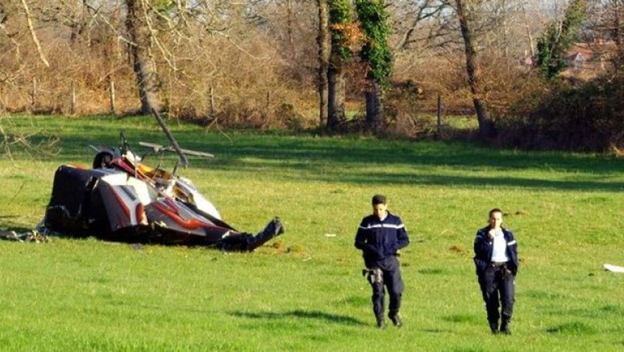 L'appareil a été retrouvé dans la nuit de mercredi à jeudi, au fond d'une cuvette, dans un secteur isolé.