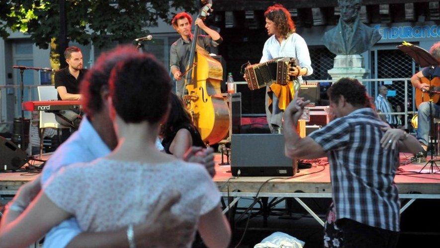 Chanter à la fête de la musique de Rodez, c'est possible.