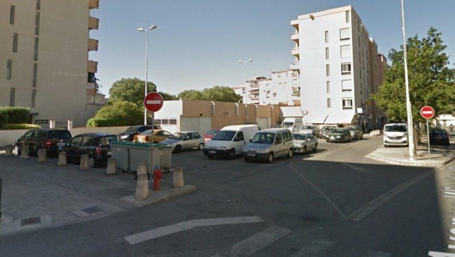 Les faits se sont déroulés autour de la place Abbal dans le quartier du Grand-Mirail à Toulouse.