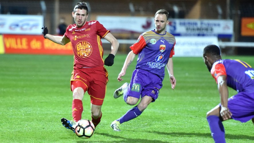 Football, CFA : Rodez domine Paulhan-Pézénas / revivez le match
