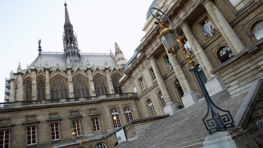 Le pôle financier du tribunal de grande instance de Paris a été évacué lundi matin.